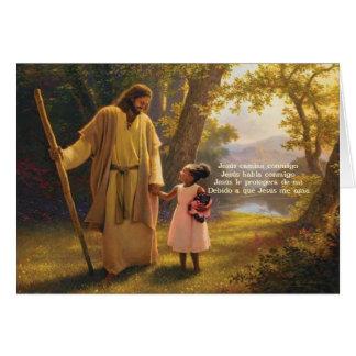 Cartão Jesus