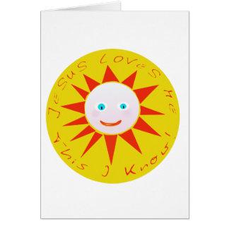 Cartão Jesus ama-me produtos