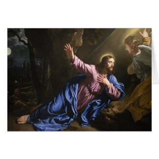 Cartão Jesus Cristo