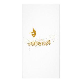 Cartão JÉSUS, gosto de JÉSUS