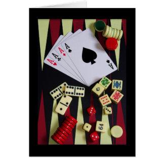 Cartão jogador