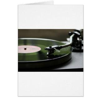 Cartão Jogador gravado de LP…