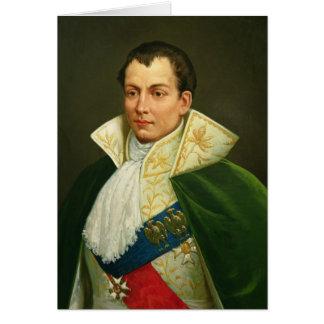Cartão Joseph Bonaparte