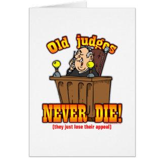 Cartão Juizes