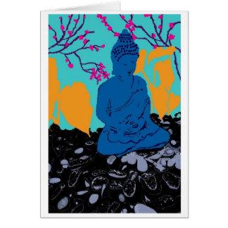 Cartão Jupiter Buddha