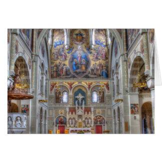 Cartão Karmelitenkirche