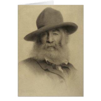 Cartão ❝Keep de Whitman sua cara sempre para Sunshine❞