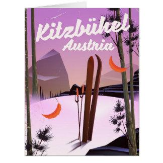 Cartão Kitzbühel Áustria