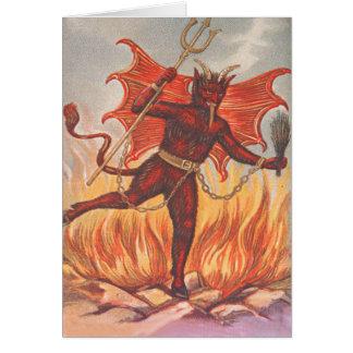Cartão Krampus
