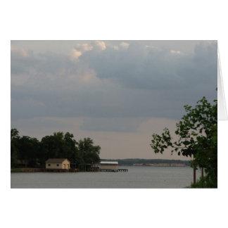 Cartão Lago Conroe
