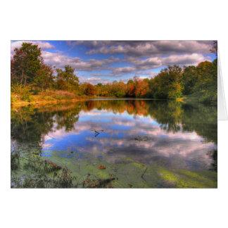 Cartão Lagoa do salgueiro