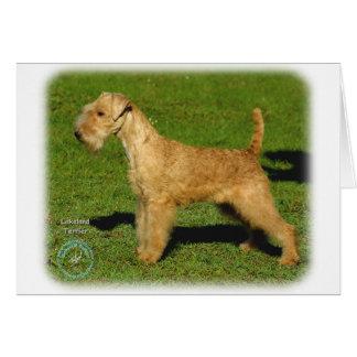 Cartão Lakeland Terrier 9P002D-026
