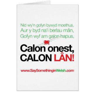 Cartão Lan de Calon