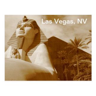 Cartão legal de Las Vegas!