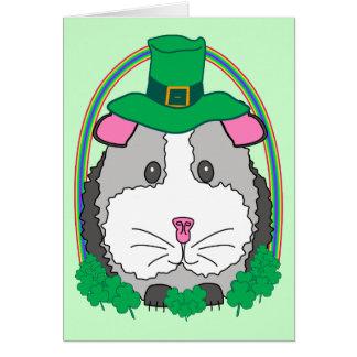 Cartão Leprechaun de Lil