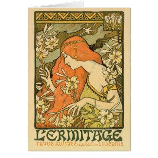 Cartão L'ermitage