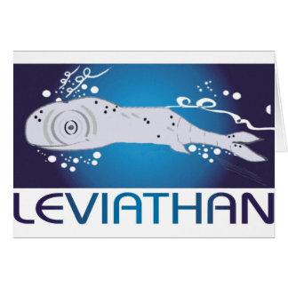 Cartão Leviathan