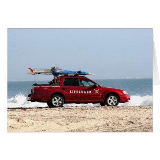 Cartão Lifeguard
