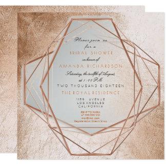 Cartão Linhas metálicas do chá de panela do tanoeiro da