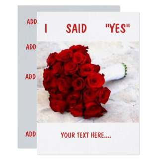 """Cartão Linho 5"""" x 7"""", envelopes brancos padrão incluídos"""