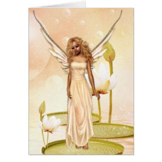 Cartão Lírio