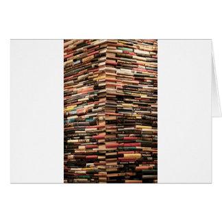 Cartão Livros