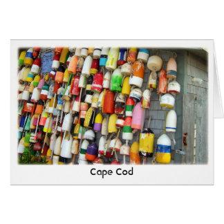 Cartão Lobstershack, Cape Cod