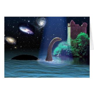 Cartão Loch Ness 2