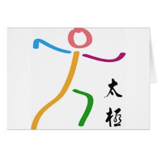 Cartão Logotipo do qui da TAI