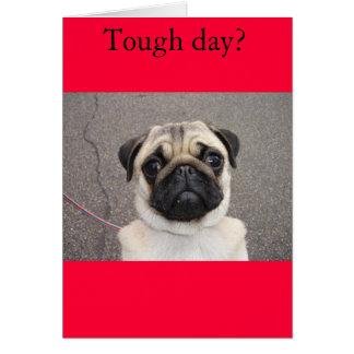 Cartão Lola sente sua dor