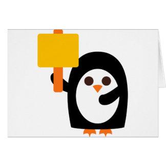 Cartão LPenguinsP10