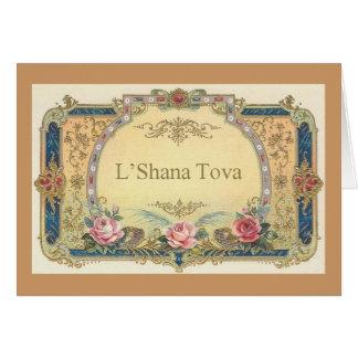 Cartão L'Shana Tova