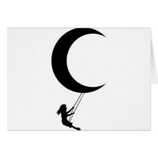 Cartão Lua