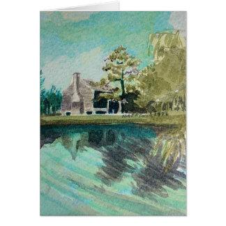 Cartão Lugar 1825 velho