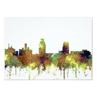 Cartão Lustre do safari do SG da skyline de Camden