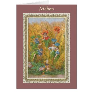 Cartão Mabon