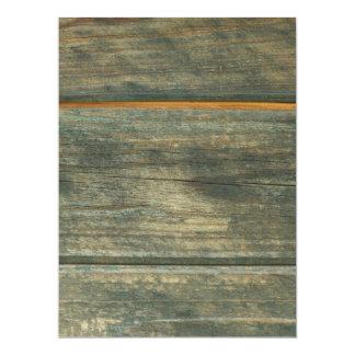 Cartão madeira