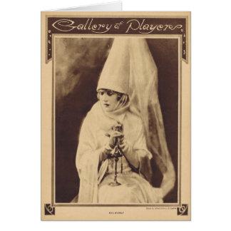 Cartão Mae Murray 1920