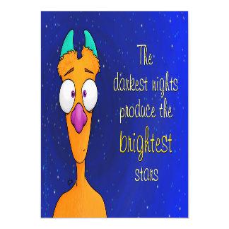Cartão Magnético Ernest o monstro, mini poster magnético