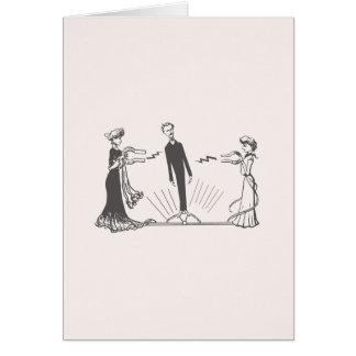 Cartão Magnetismo animal - (inclui o envelope branco)