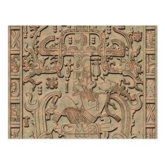 Cartão maia
