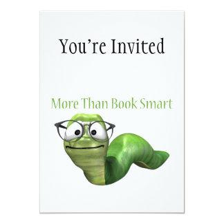 Cartão Mais do que o sem-fim de livro esperto do livro