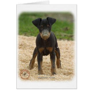 Cartão Manchester Terrier 9B082D-03