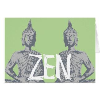 Cartão Mapa de desejos ZEN