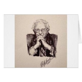 Cartão Máquinas de lixar de Bernie por Billy Jackson