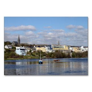 Cartão Mar fora de Clifden