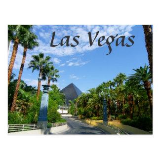 Cartão maravilhoso de Las Vegas!