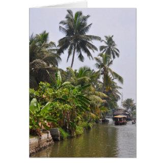 Cartão Maré de Kerala