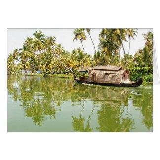 Cartão Marés de Kerela