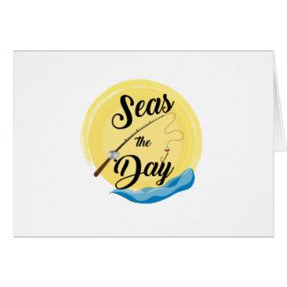 Cartão Mares o dia